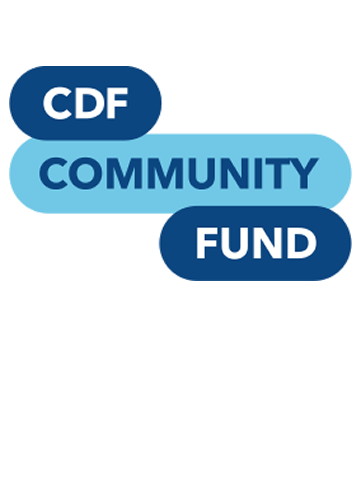CDF Community Fund - Bronze Sponsor